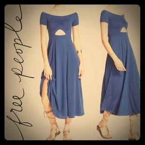 NWT Free People Dance With Me Dress